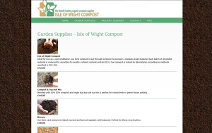 wight compost booking page